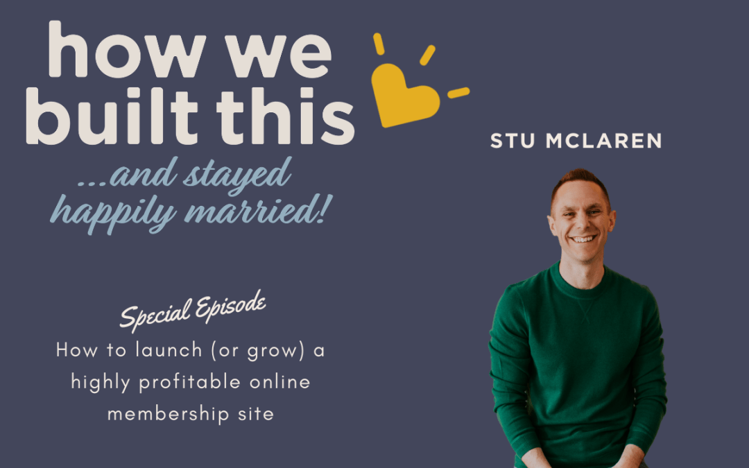 How to Launch (or Grow) a Highly Profitable Online Membership Site