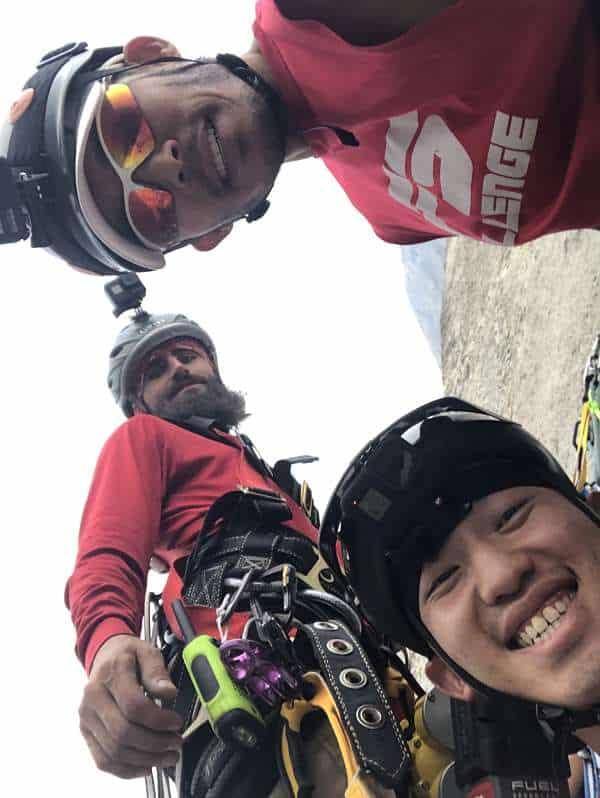 disabled el capitan climb