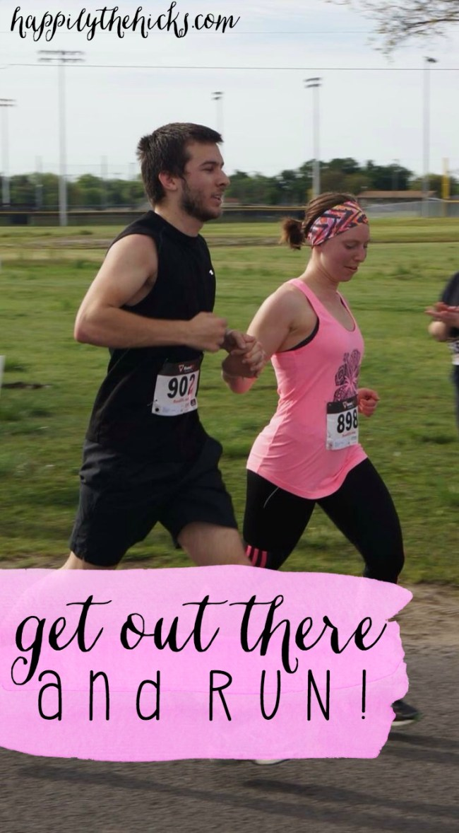 Get Out There and Run Pinterest