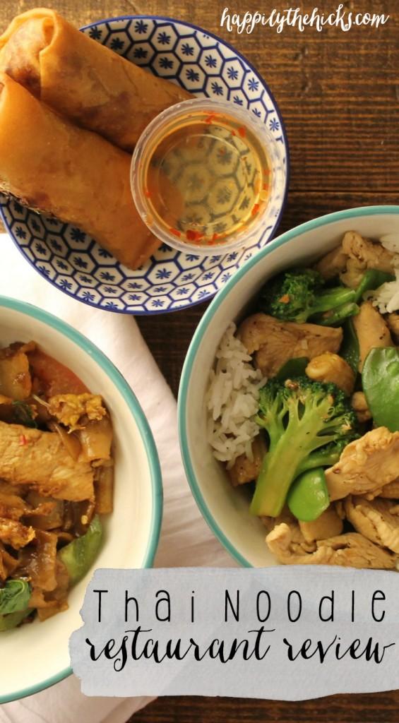 Thai Noodle Pinterest
