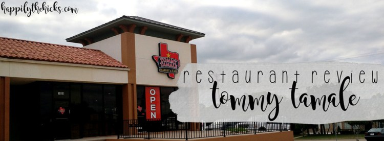 Restaurant Review Tommy Tamale | read more at happilythehicks.com