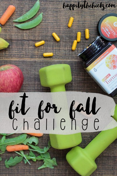 Fit for Fall Challenge | read more at happilythehicks.com