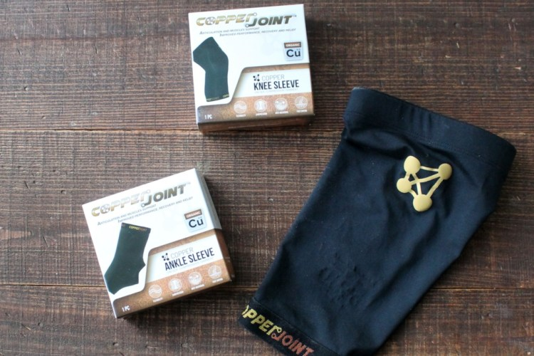 CopperJoint Compression Sleeves Review | read more at happilythehicks.com