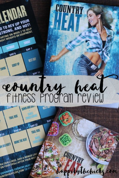 Country Heat by BeachBody Review | read more at happilythehicks.com