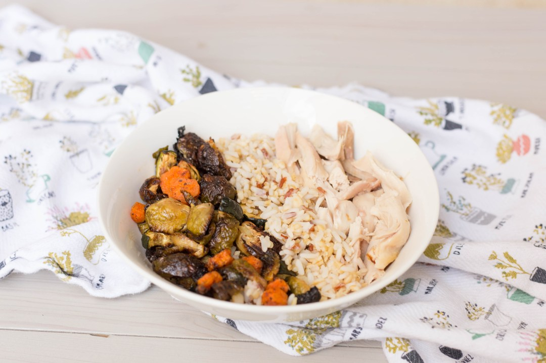 Chicken & Rice Lunch Bowl