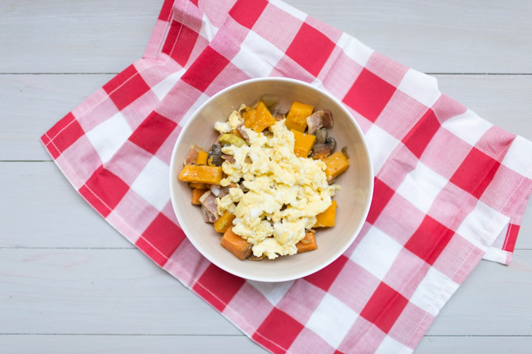 Taste of Fall Breakfast Bowl