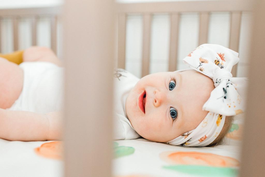 June  Elizabeth | Seven Month Update