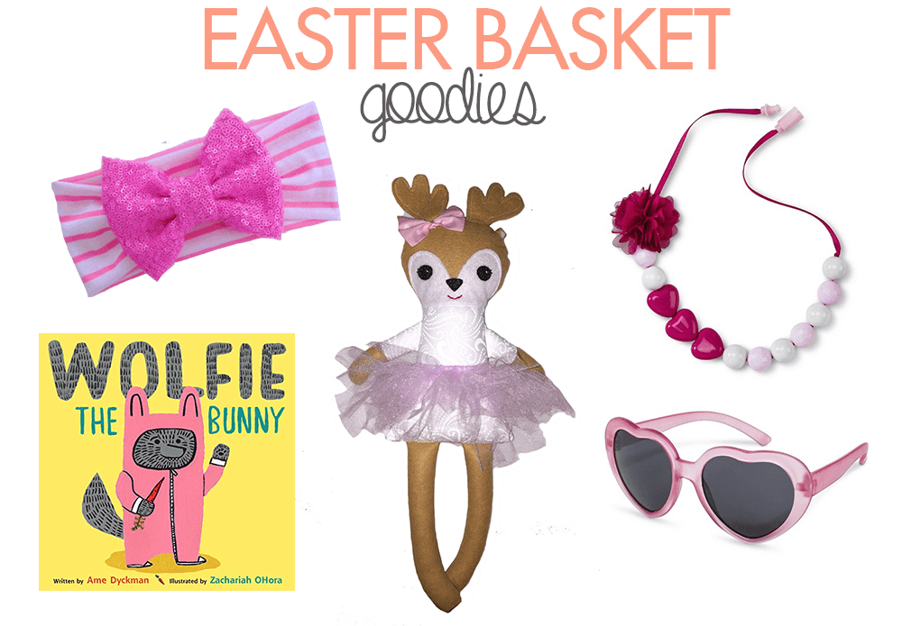 Easter Basket Goodies for Children