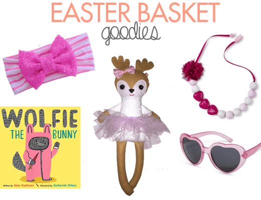 Easter Basket Goodies for Children