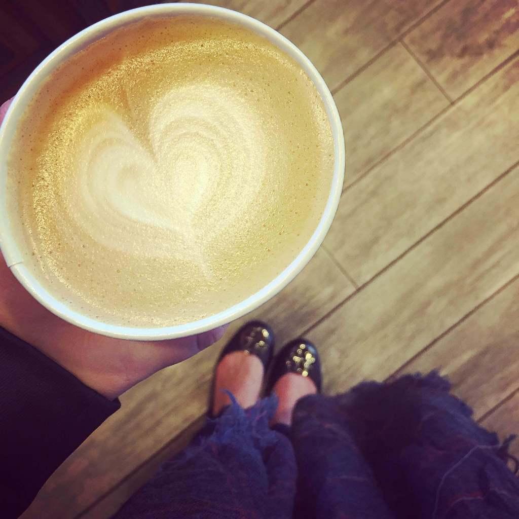 coffee fox latte