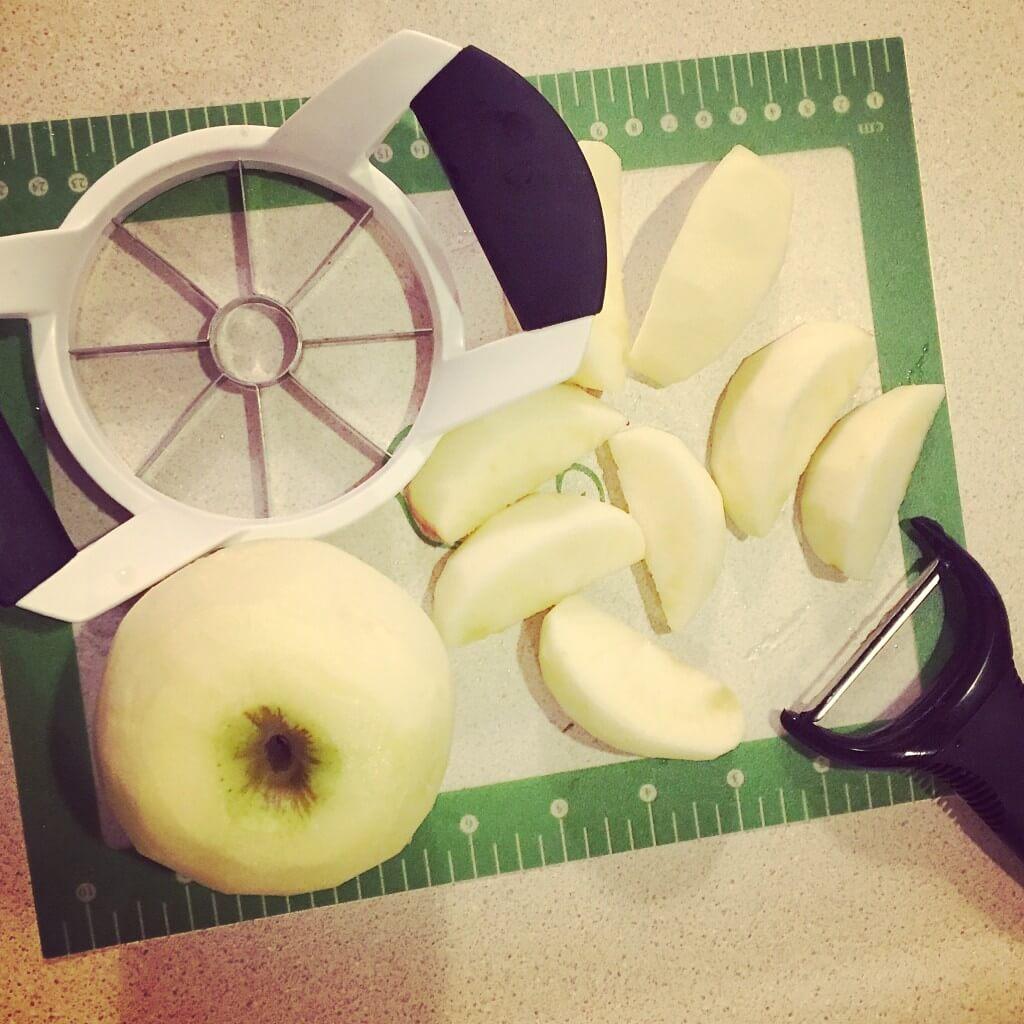 make apple sauce