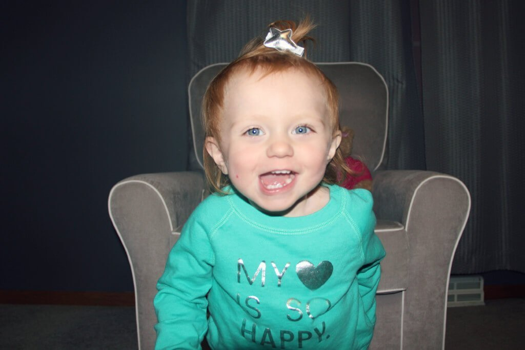 Blaire: 21 Months
