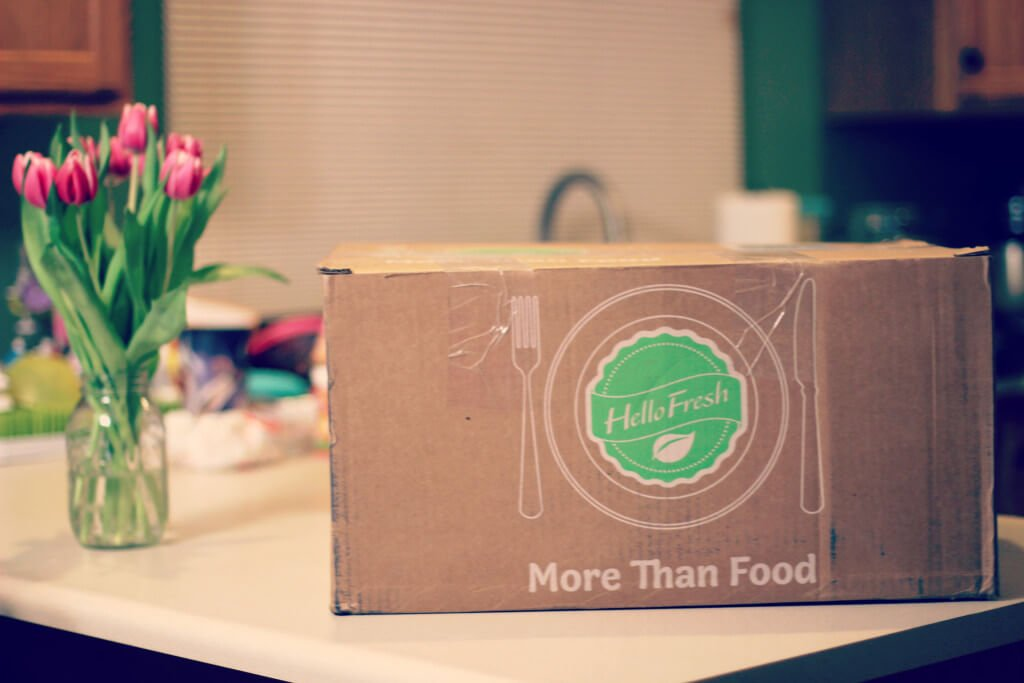 hellofresh meal delivery kit