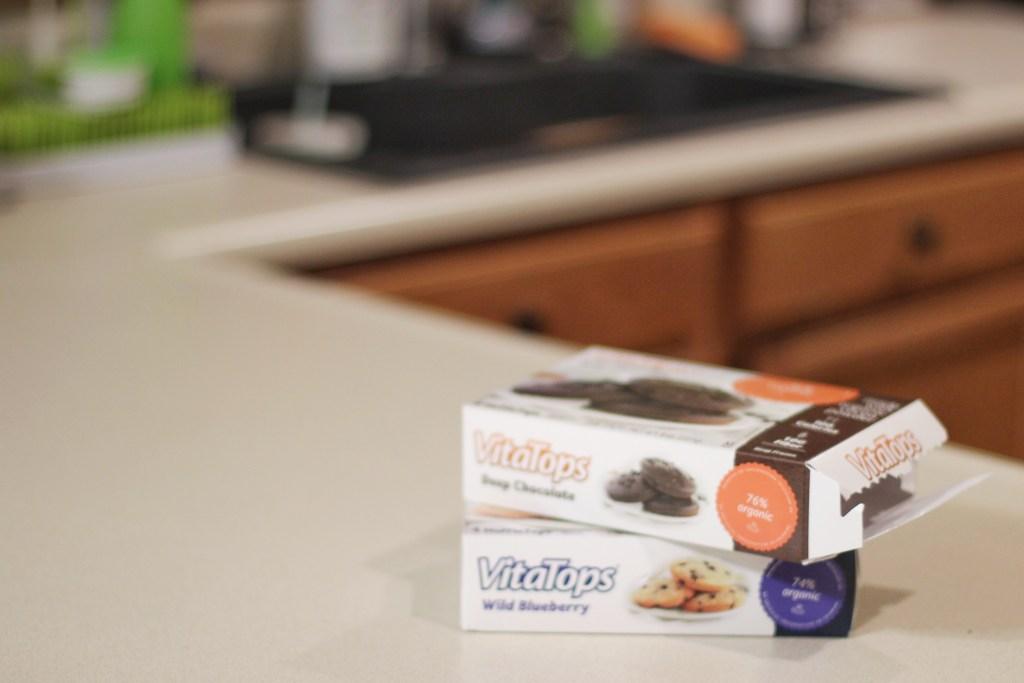 VitaTops Muffin Tops