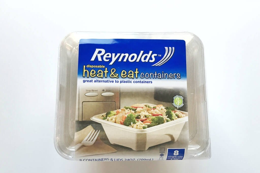 Reynolds Heat & Eat Containers
