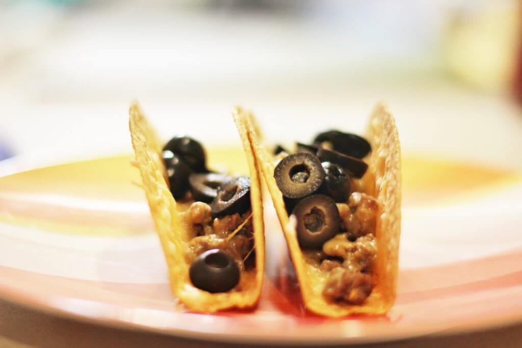 Easy Oven Baked Tacos