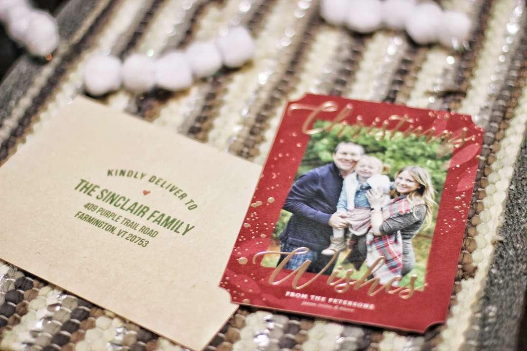 Tiny Prints Christmas Cards