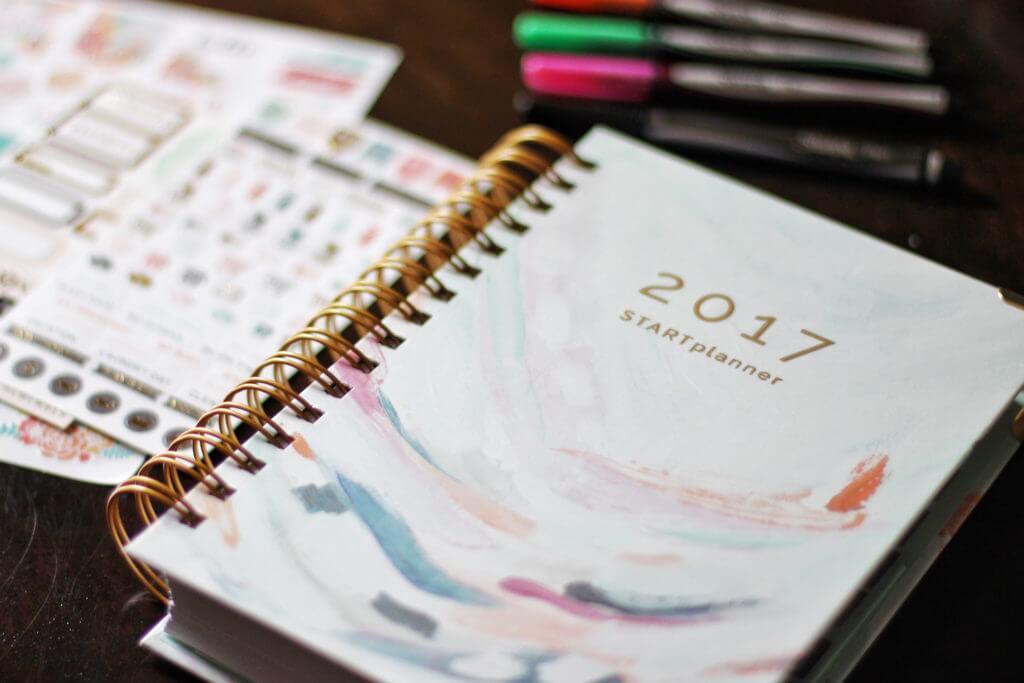 2017 Hustle STARTplanner
