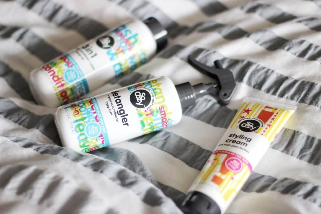 So Cozy Haircare Products
