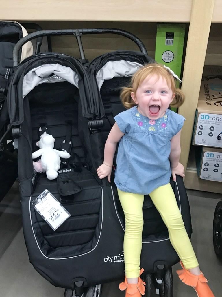 Baby Jogger® City Mini® Double Stroller