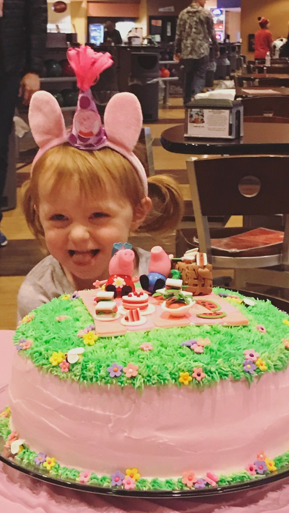 Blaire's Third Birthday Party