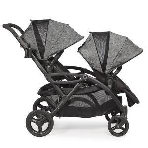 Contours® 2016 Options® Elite Tandem Stroller in Graphite