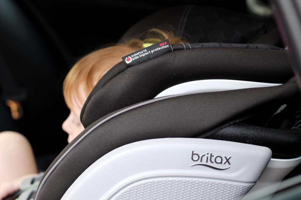 Britax Advocate ClickTight ARB Convertible
