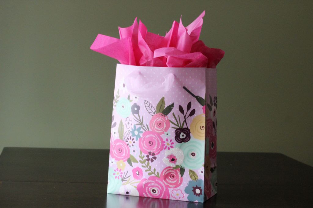 Mother's Day Gift Basket Step 4