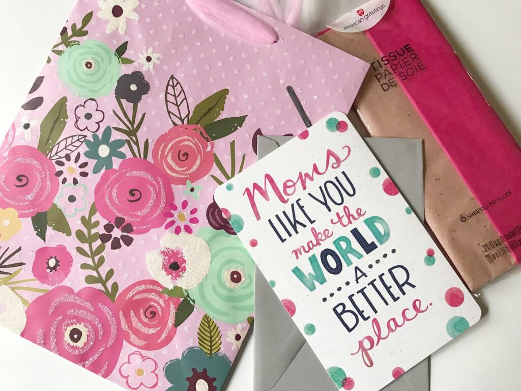 American Greetings Mother's Day Gift Supplies