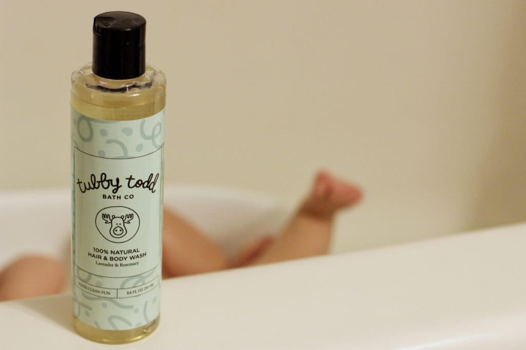 Tubby Todd Hair & Body Wash