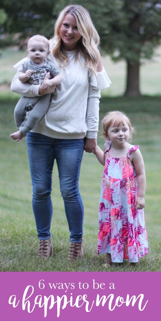 6 Ways to be a Happier Mom | Shopaholic & a Baby Blog