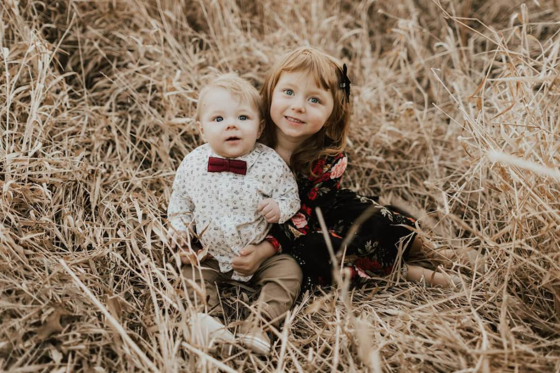Outdoor Family Photos Winter 2017