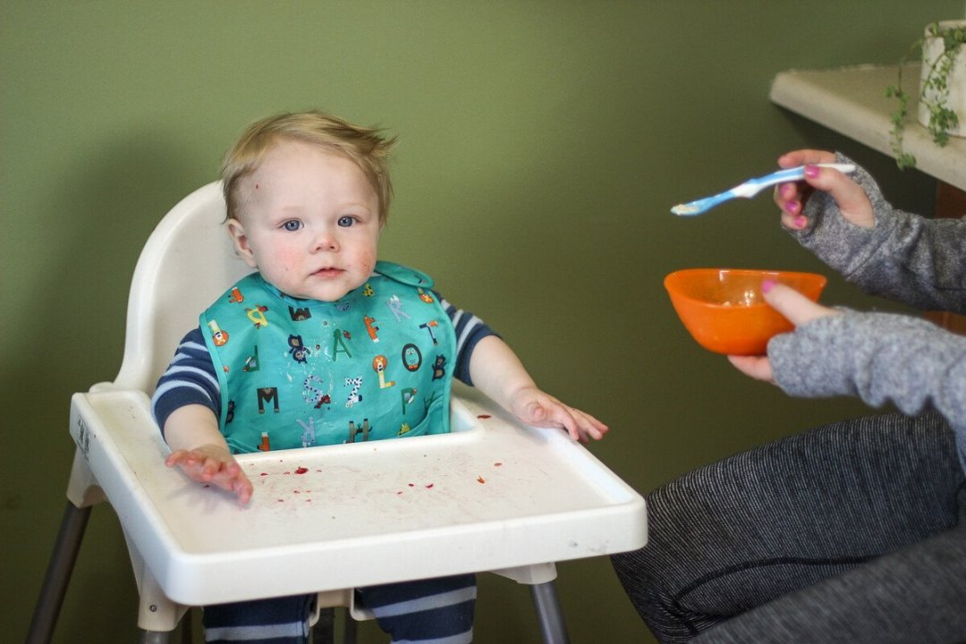 Breakfast for 11 month old