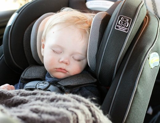 Graco Extend2Fit 4Ever Car Seat