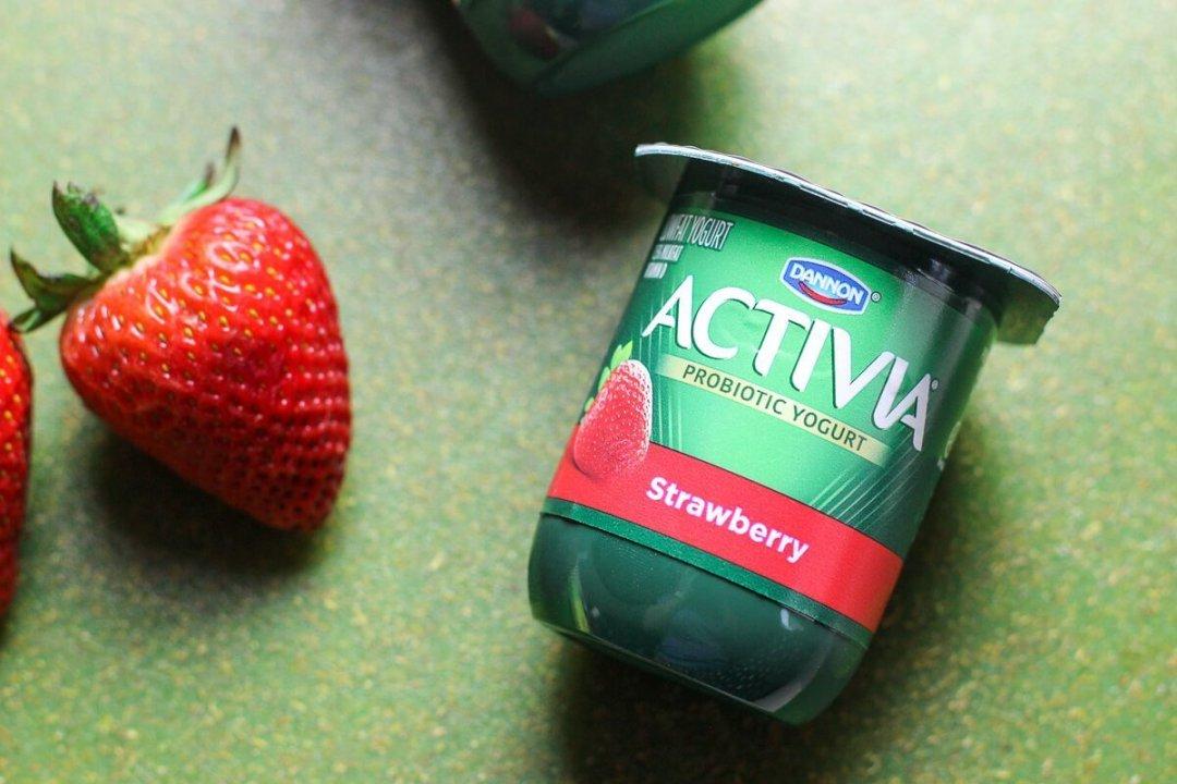Activia Probiotic Yogurt