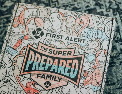 First Alert The Super Prepared Family