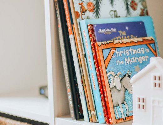 Favorite Christmas Books for Children and Toddlers