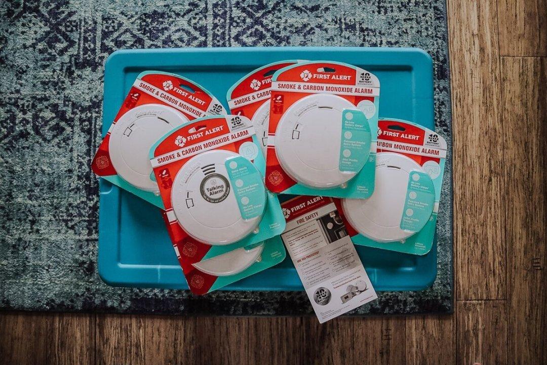First Alert 10-Year Combination Smoke & Carbon Monoxide Alarm