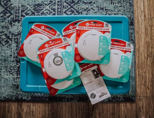 First Alert 10-Year Combination Smoke & Carbon Monoxide Alarm