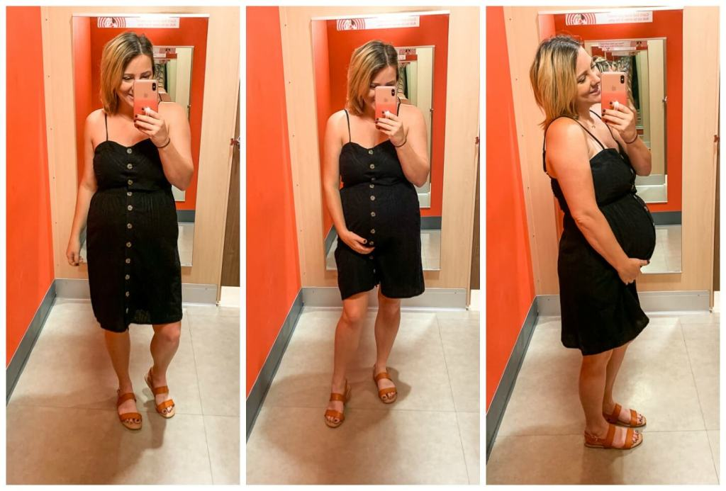 Target Try On: Summer Dresses / Women's Sleeveless Button-Front Short Dress - Universal Thread™