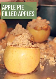 apple pie filled apples