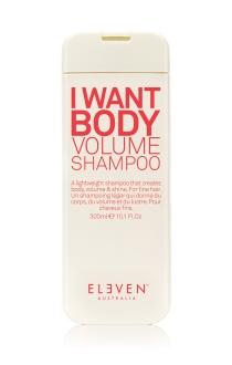 Eleven I Want Body Volume shampoo – 300ml