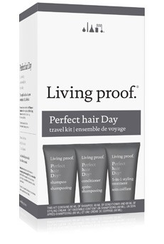 Living proof Perfect hair Day (PhD) travel kit