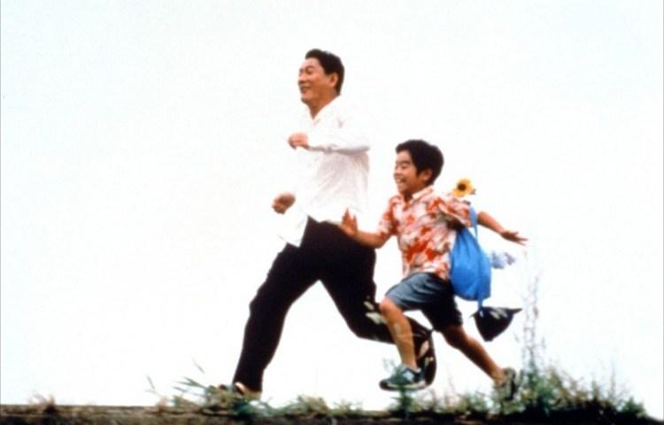Kikujirô no natsu (1999) Takeshi Kitano