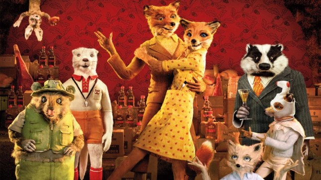 The Fantastic Mr. Fox - Wes Anderson (2009)