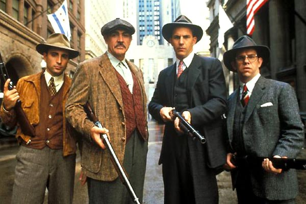 The Untouchables, Brian De Palma (1987)