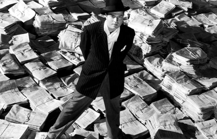Citizen Kane, Orson Welles, (1941)