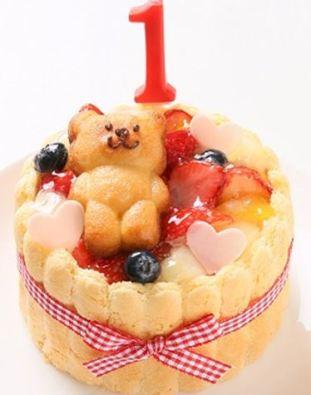赤ちゃん 誕生日 ケーキ 通販