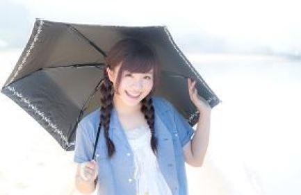 日傘 内側 何色