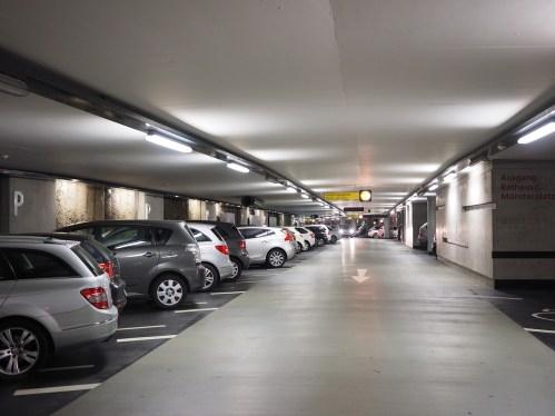 カワスイ駐車場